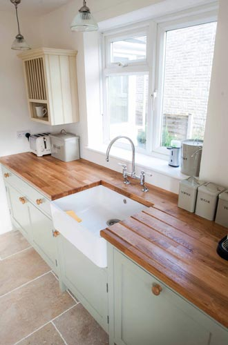 Broadoak Joinery, Bridport – Bespoke Kitchen
