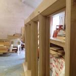 Full Oak Window