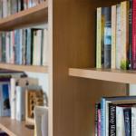 Bookshelf Detail Morcombelake Broadoak Joinery
