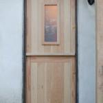 Burrowshot Oak Door Broadoak Joinery
