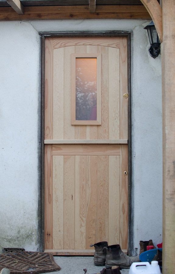 Burrowshot Oak Door Broadoak Joinery