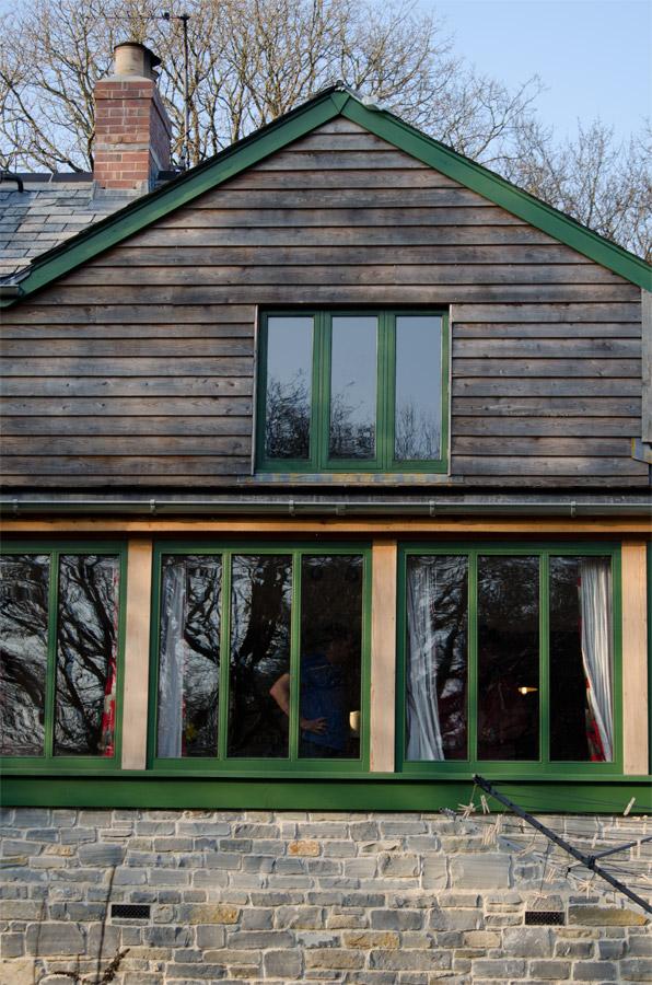 Burrowshot Exterior Wide Broadoak Joinery