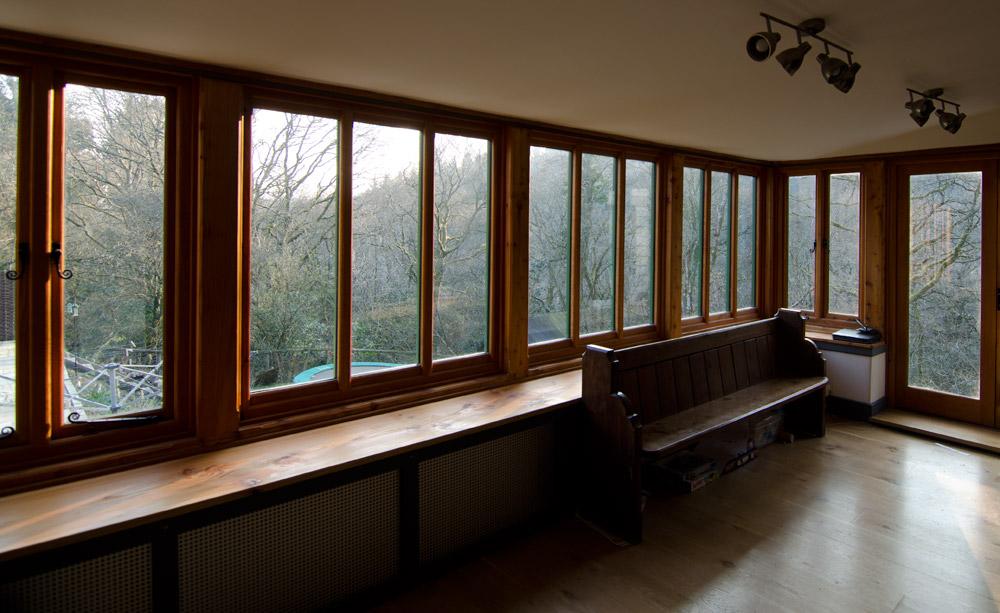 Burrowshot Window Interiors Broadoak Joinery