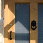 Cottage Door Nr Bridport in Oak