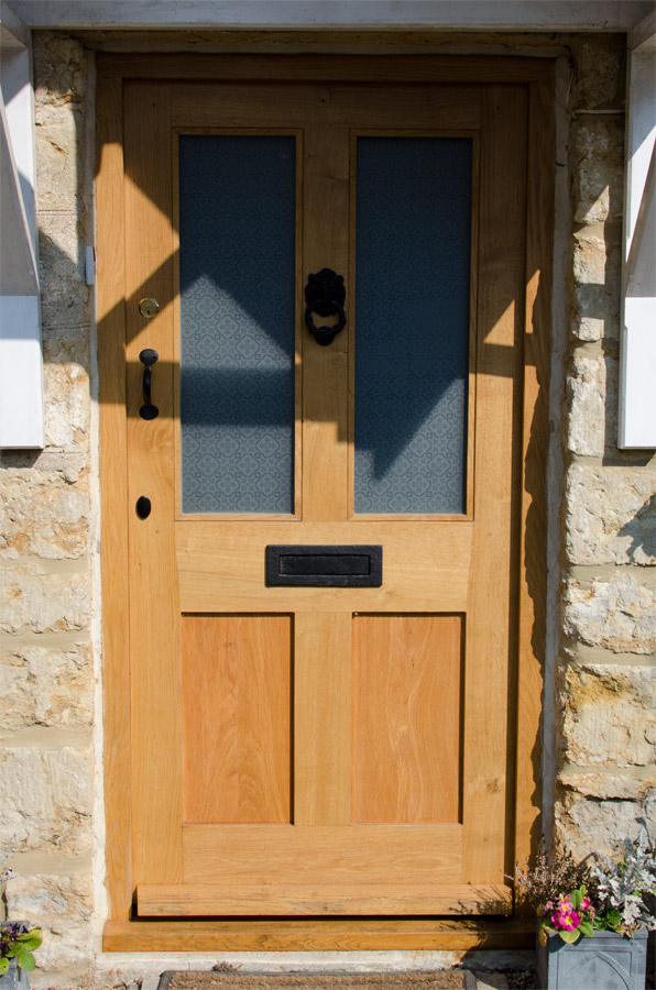 Door Nr Bridport Oak Broadoak Joinery