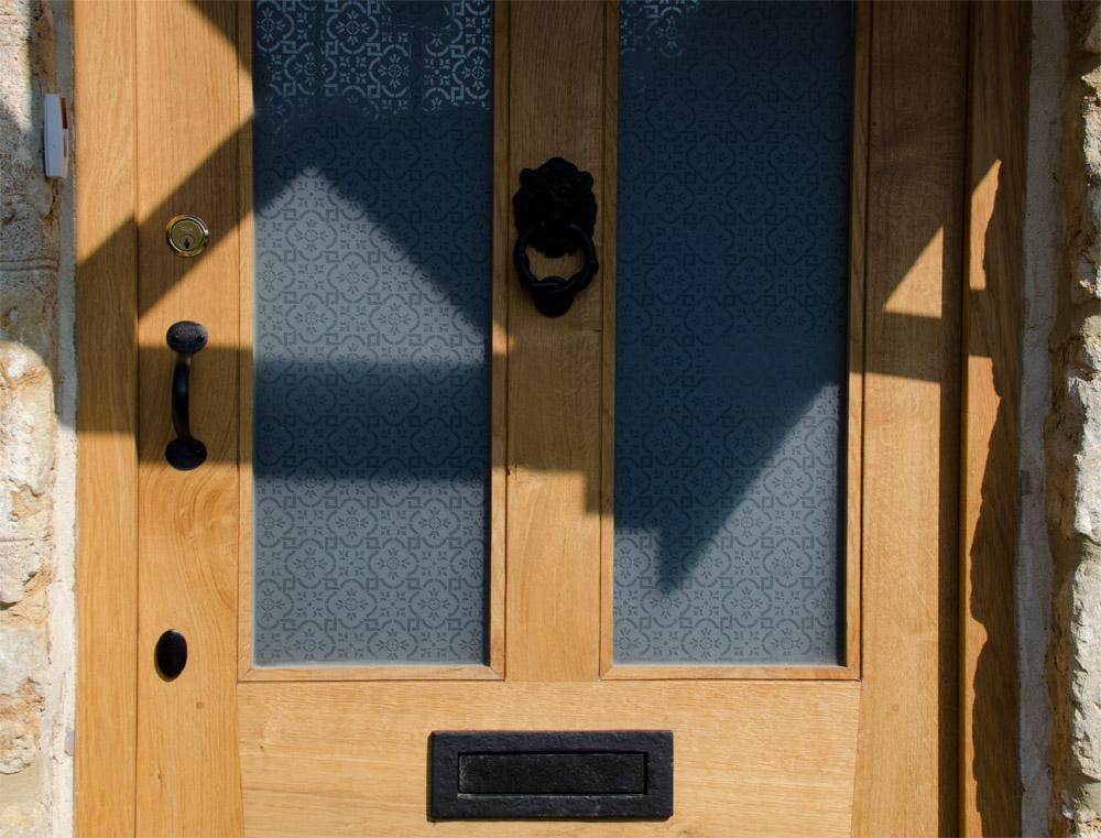 Cottage Door Nr Bridport Oak