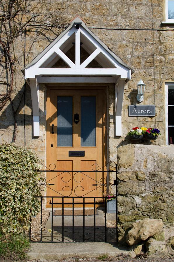 Cottage Door Nr Bridport Oak Broadoak Joinery