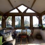 Lyme Regis Conservatory Wide Broadoak Joinery