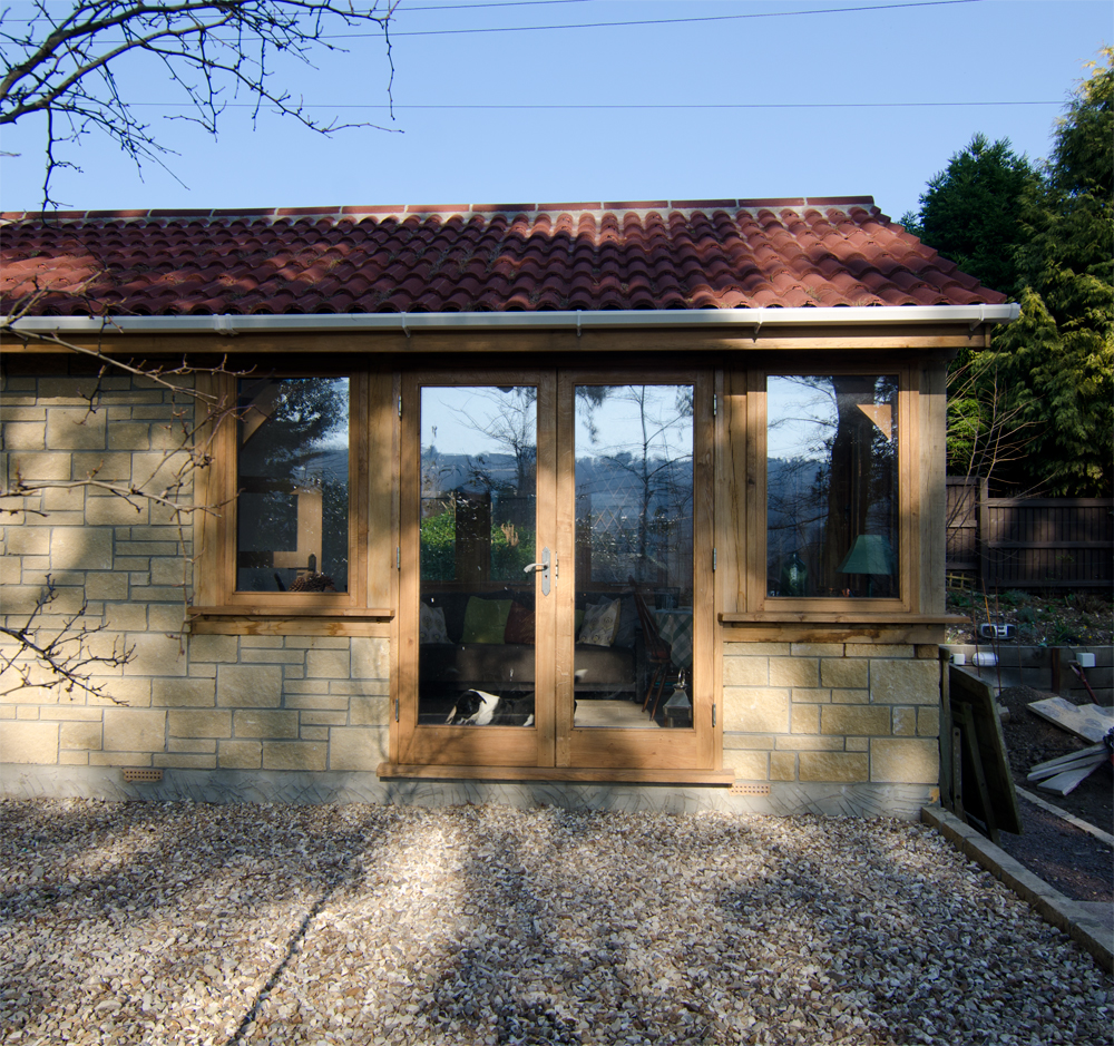 Lyme Regis Exterior Broadoak Joinery