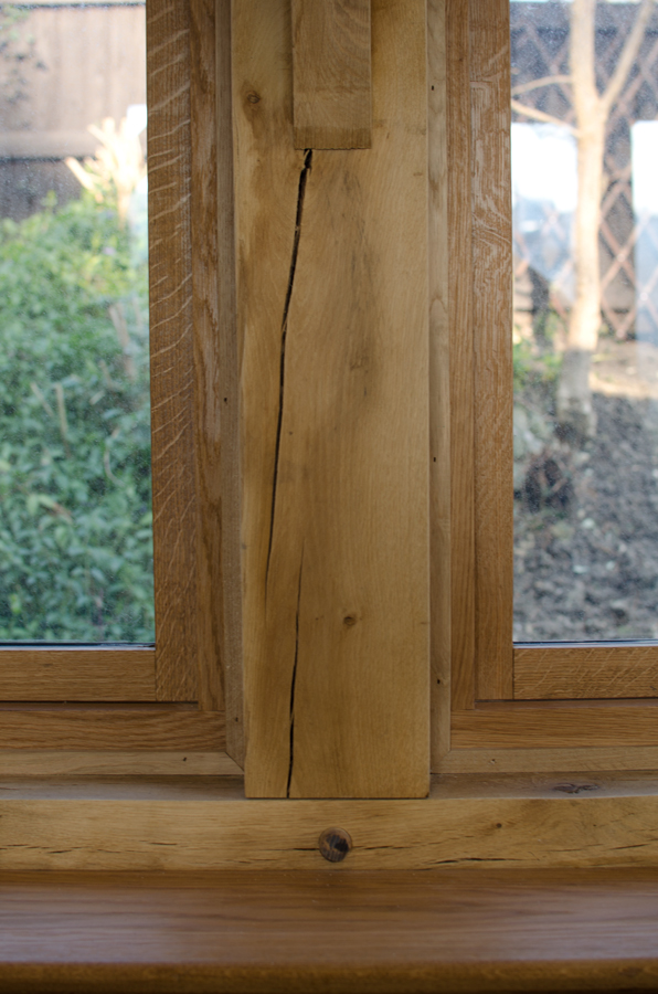 Conservatory Window Frame Broadoak Joinery