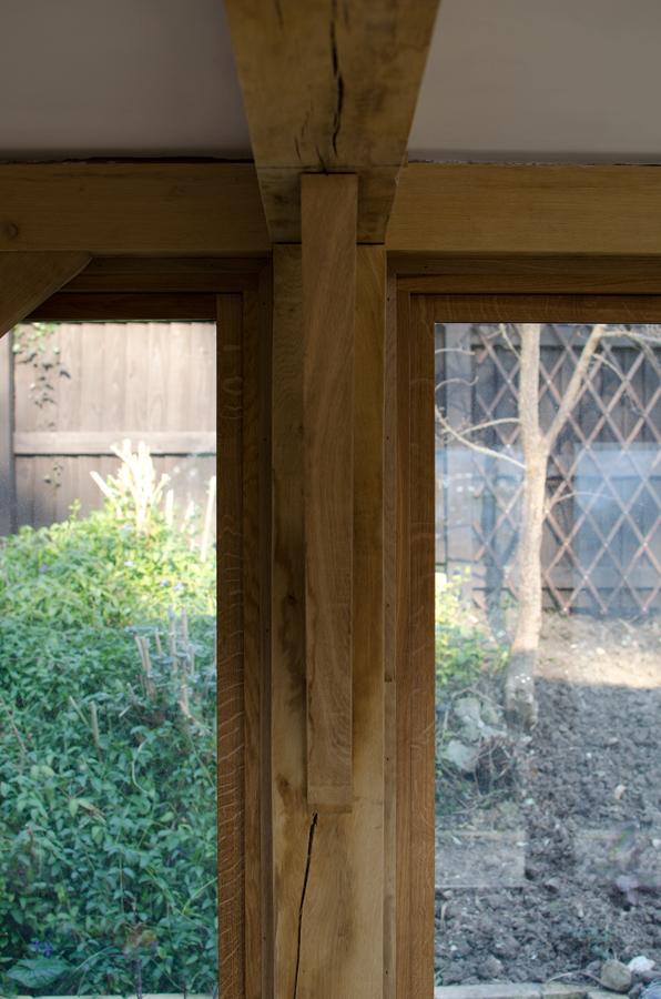Lyme Regis Conservatory Window Joinery Broadoak Joinery