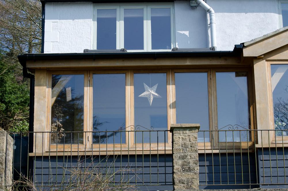 Morcombelake Bridport Viewing Windows Broadoak Joinery