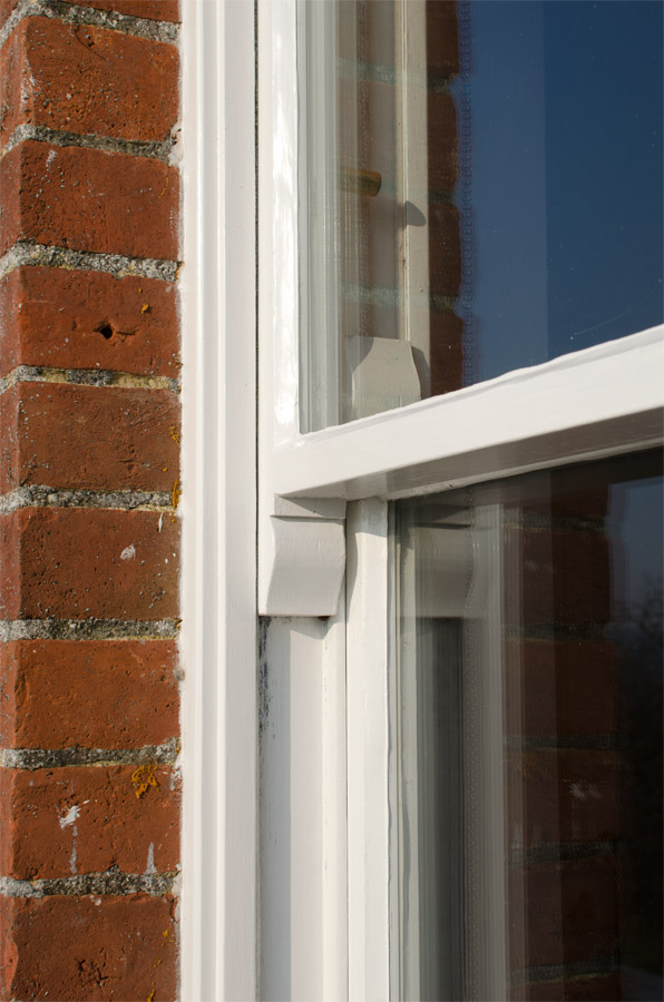 Musbury Sash Window Detail Broadoak Joinery