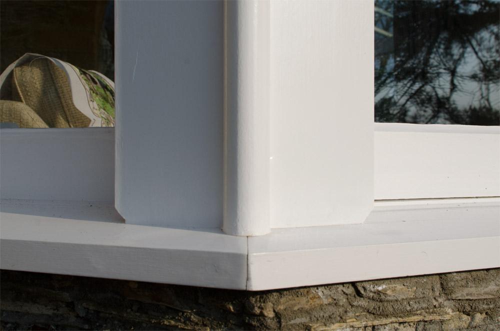 Musbury Window Detail Broadoak Joinery
