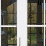 Near Bridport Double Door Detail - by Broakdoak Joinery