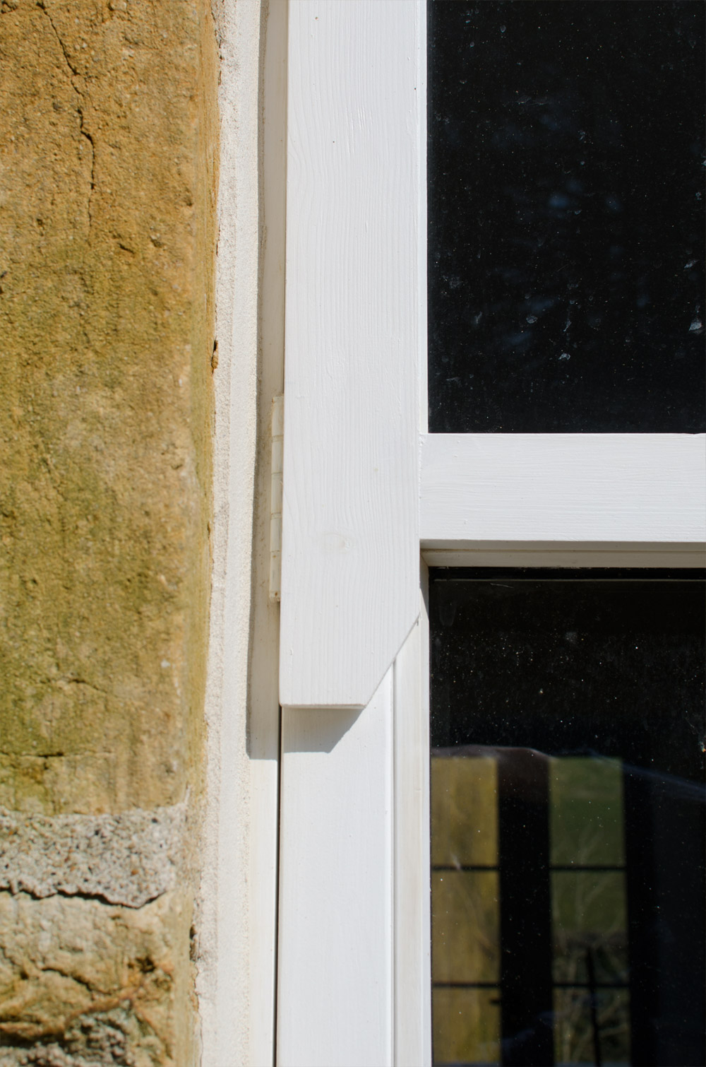 Near Bridport Sash Window Detail – by Broadoak Joinery