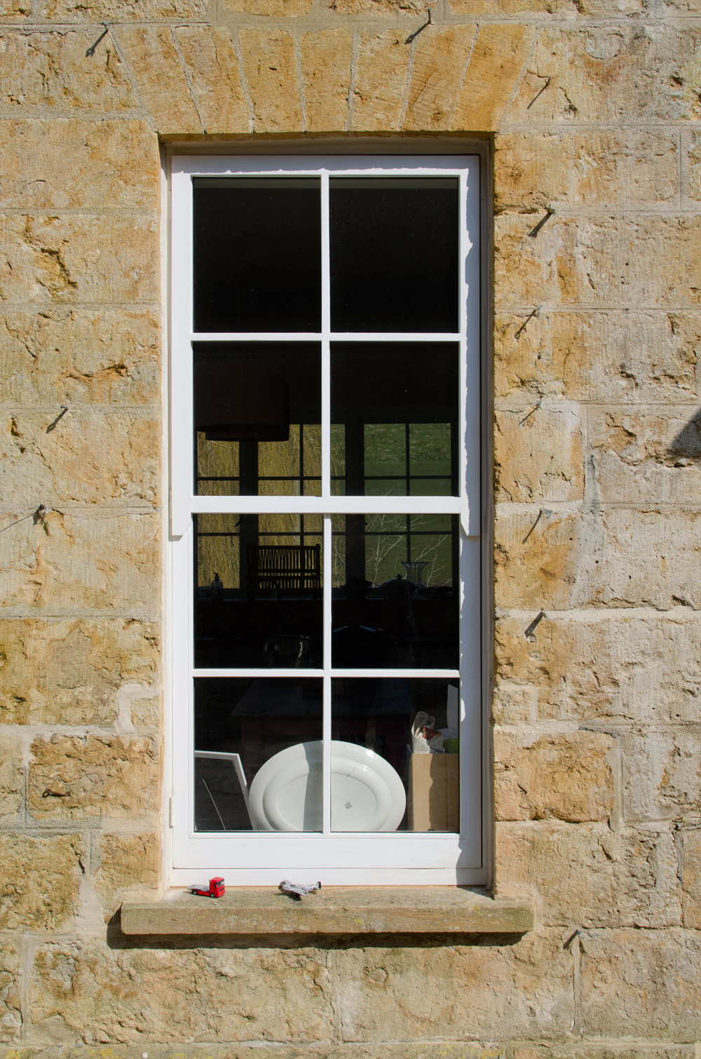 Near Bridport Sash Window – by Broadoak Joinery