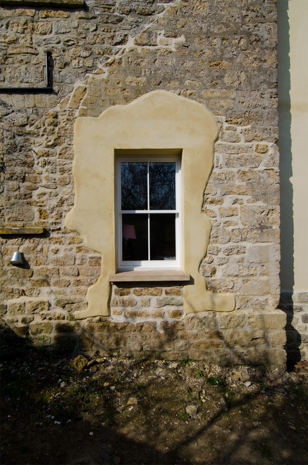 Near Bridport Window Inset – by Broadoak Joinery