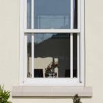 Salwayash Front Painted Sash Windows Broadoak Joinery