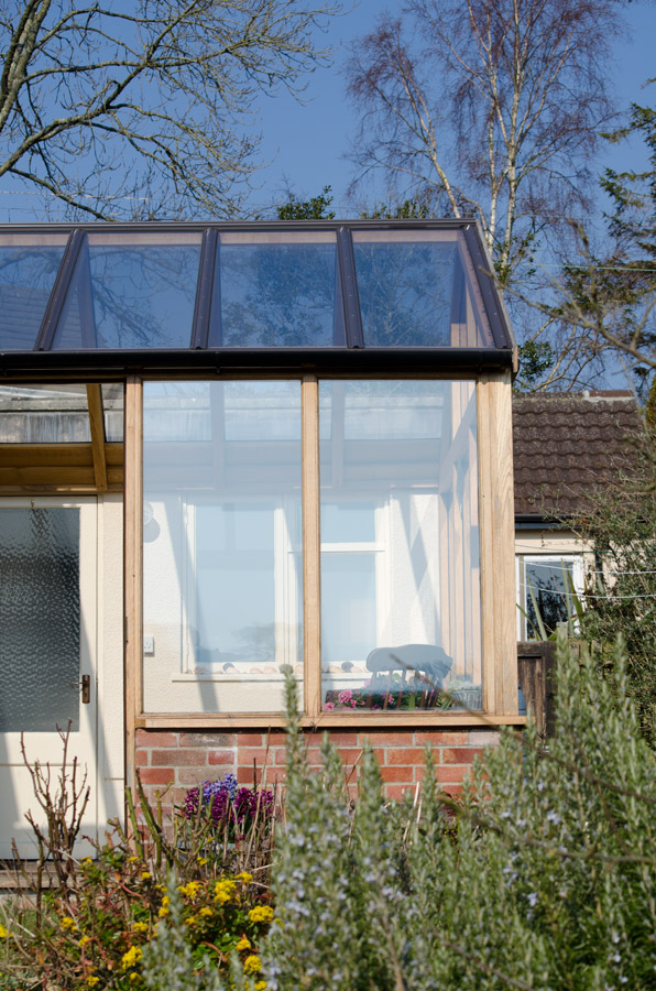 Uplyme Lyme Regis Conservatory Broadoak Joinery