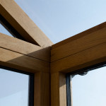Uplyme Lyme Regis Joinery Detail Conservatory Broadoak Joinery
