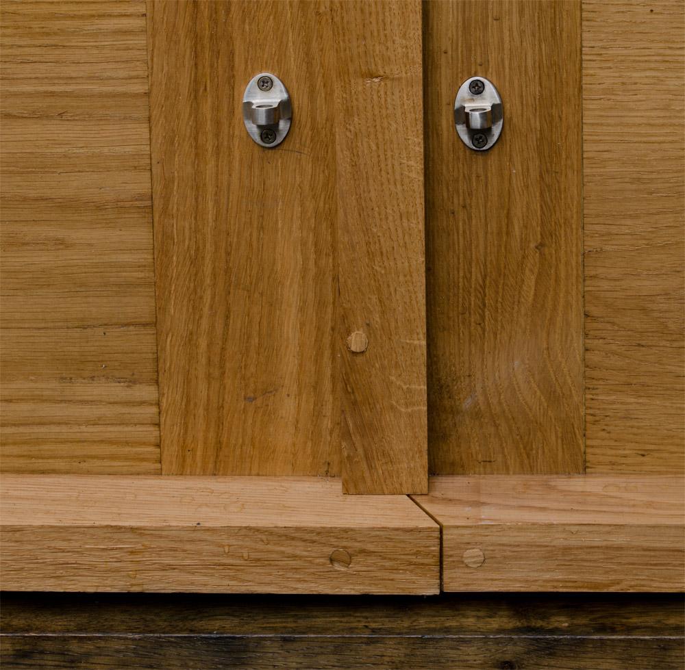 Weymouth Exterior Door Detail Conservatory Broadoak Joinery
