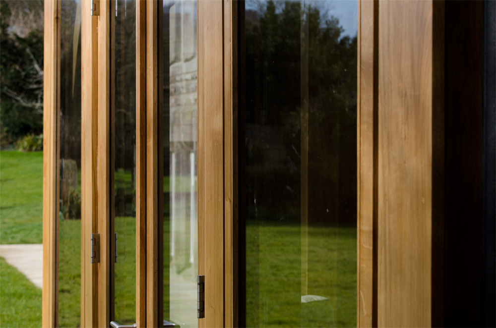 Weymouth Exterior Reflection-Conservatory Broadoak Joinery