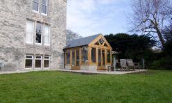 Green Oak Conservatory