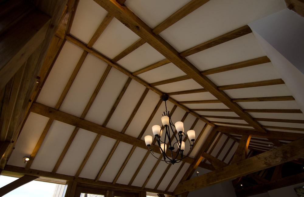 Weymouth Interior Light Wood Pattern Conservatory Broadoak Joinery