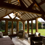 Weymouth Interior Wide Conservatory Broadoak Joinery