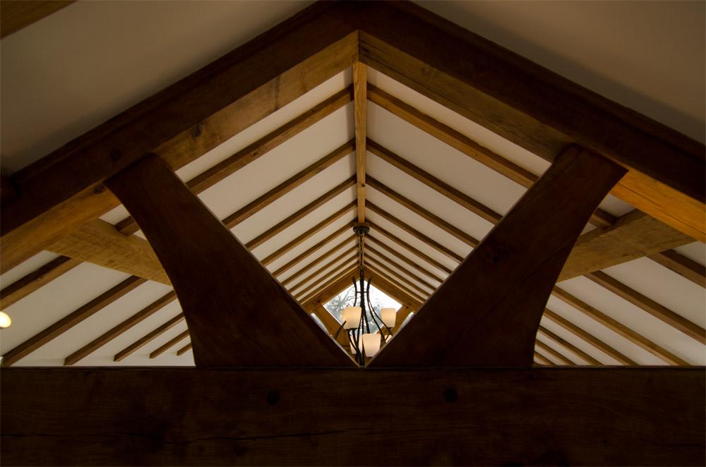 Weymouth Interior Wood Conservatory Broadoak Joinery