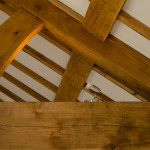 Weymouth Interior Wood Detail Conservatory Broadoak Joinery