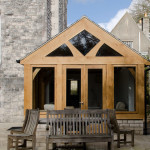 Weymouth Oak Conservatory Broadoak Joinery