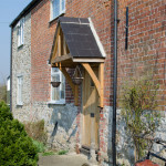 Whitchurch Farmhouse Porch Broadoak Joinery Bridport