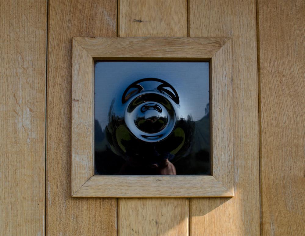 Whitchurch Farmhouse Porch Door Broadoak Joinery Bridport