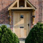Whitchurch Farmhouse Porch Full Broadoak Joinery Bridport