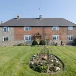Whitchurch Farmhouse Wide Porch Broadoak Joinery Bridport
