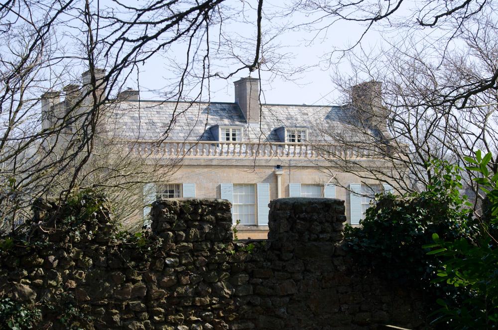 Window Shutters Manor House Chideock