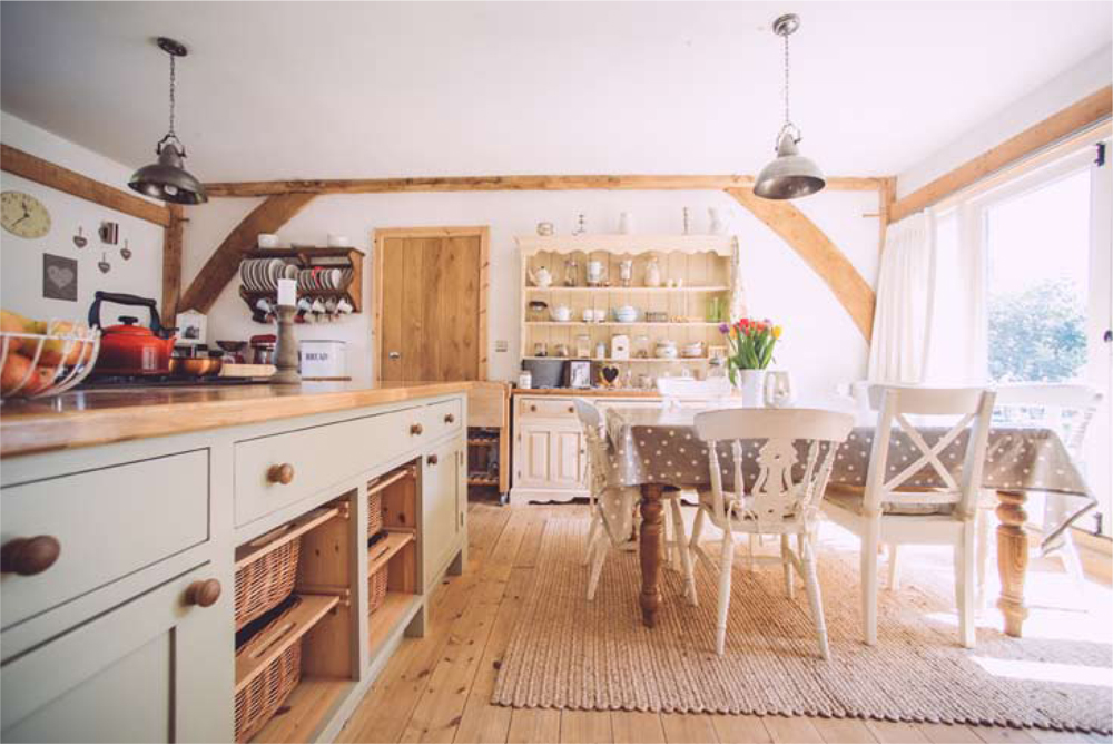 Bespoke Kitchen Lyme Regis Dorset – Broadoak Joinery Bridport